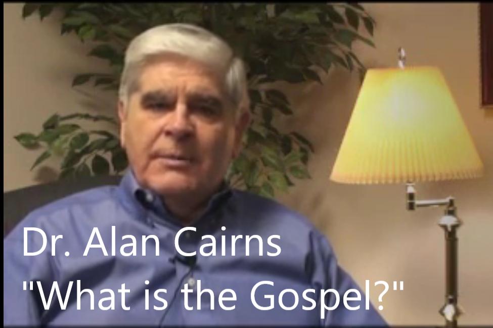 Alan Cairns GOSPEL