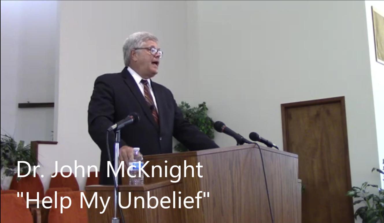 Dr John McKnight