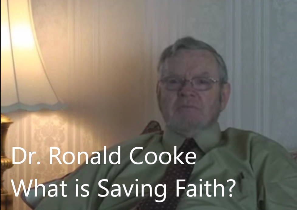 Dr. Ronald Cooke