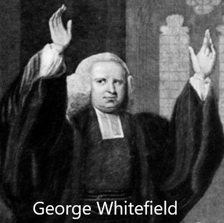 George Whitefield Labled